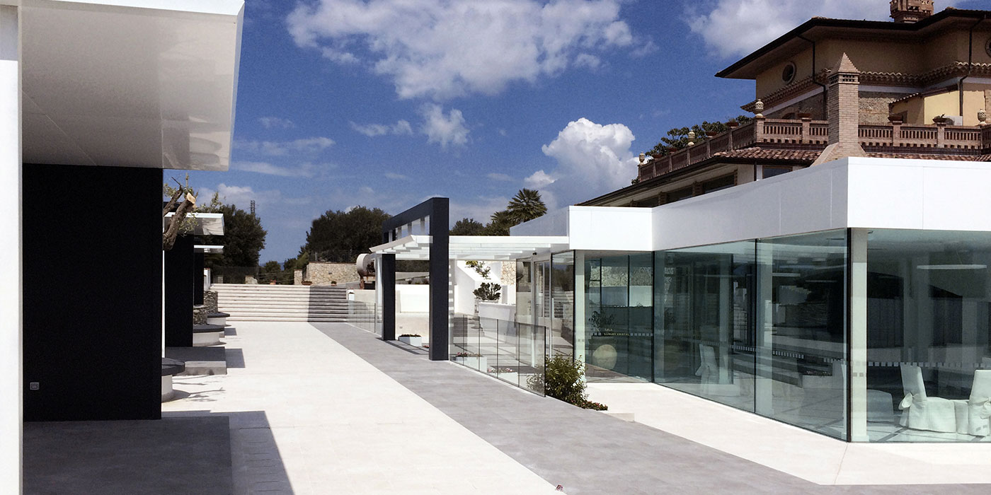 Tenuta Contessa Relais Country House relais contry house - sammarro architecture studio.